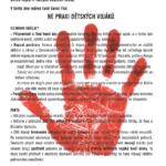 RED HAND DAY v Českých Budějovicích 12. února na Lannově třídě