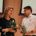 Zelené nově povede spolupředsednická dvojice Magdalena Davis a Michal Berg